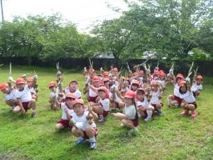 葛カトリック幼稚園 2