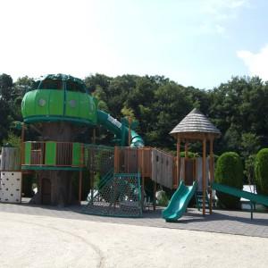 エンゼル幼稚園総合遊具
