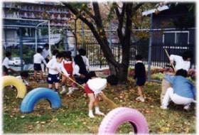 天理幼稚園2