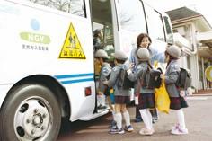 帝塚山園バス